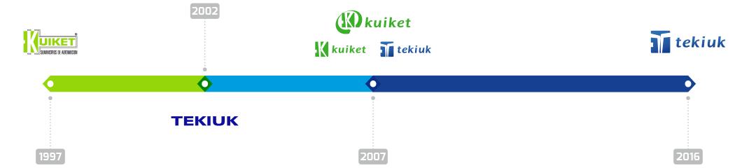 Historia de Tekiuk