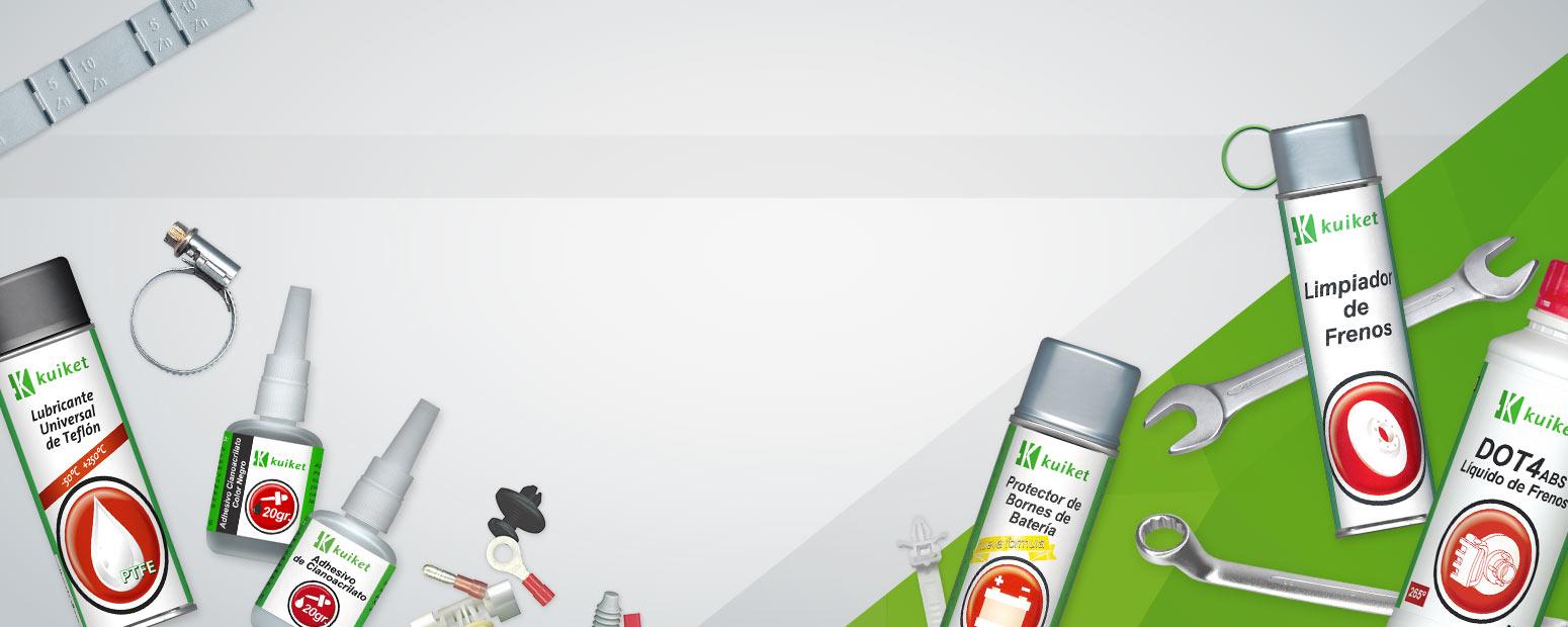Catálogo productos Automoción