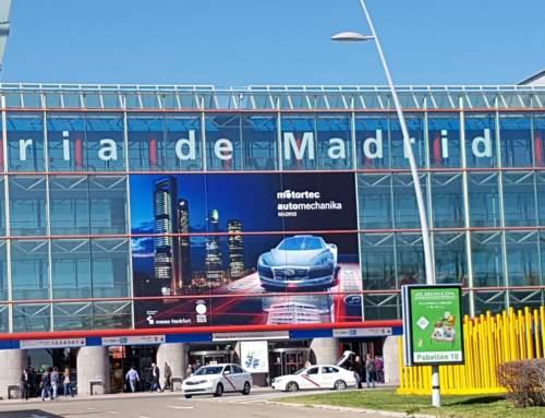 Kuiket visita Motortec Automechanika Madrid 2017