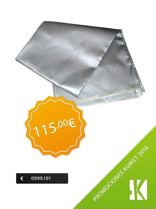 Promoción manta de soldadura