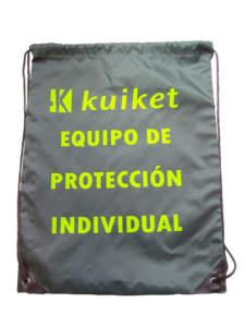 Bolsa de equipo de protección individual