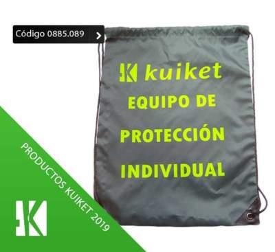 Kit equipos de protección individual