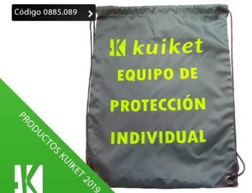 Kit equipo de protección individual