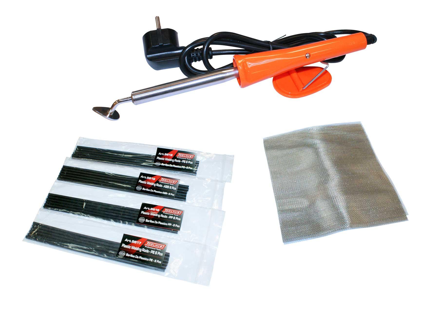 Kit de reparación de plásticos 0999.466