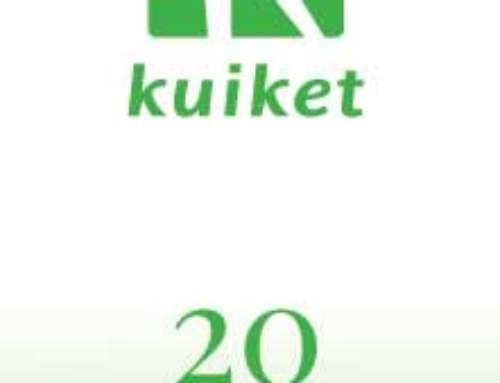 20 aniversario de Kuiket