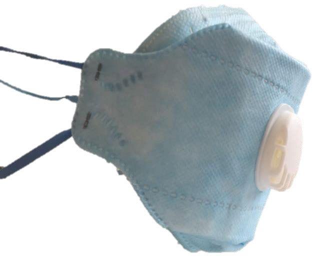 mascarilla autofiltrante FFP NR D