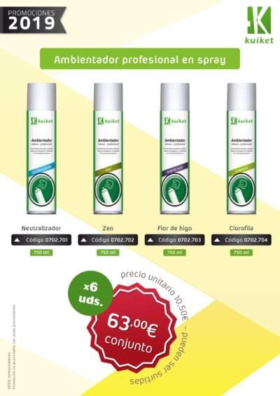 Promoción K0510 ambientadores