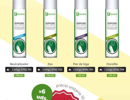 Ambientador profesional en spray