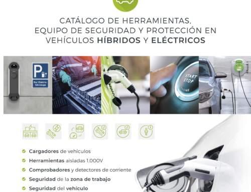 Nuevo folleto para vehículos híbridos y eléctricos