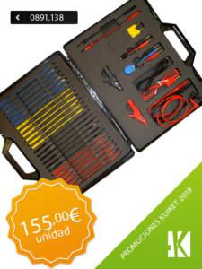Kit cableado y comprobación circuitos