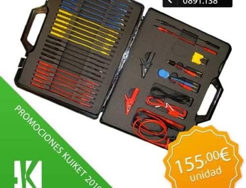 Kit cableados y comprobación de circuitos eléctricos